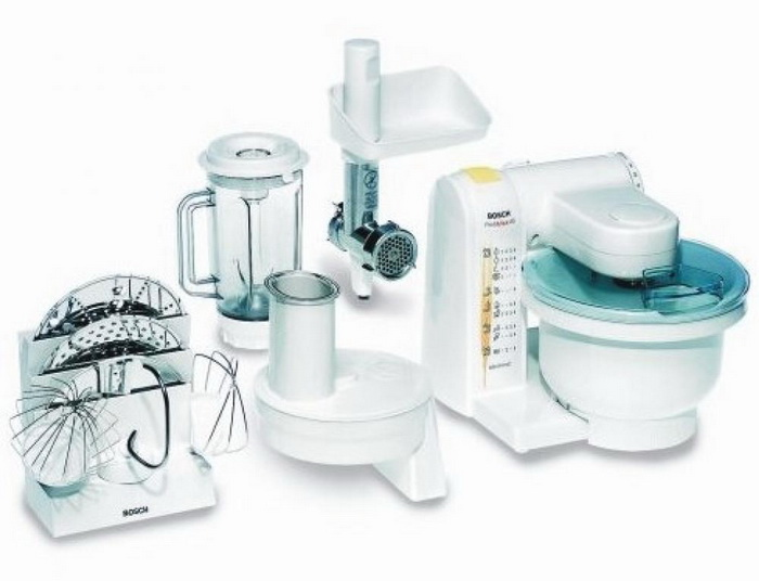 электросхема кухонного комбайна